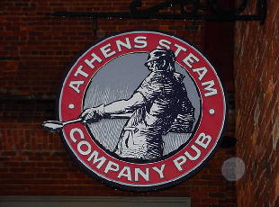 Steam Co. Pub